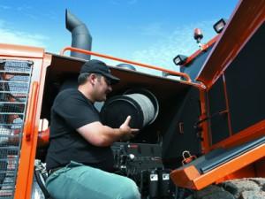 техобслуживание и ремонт гидромолота на базе экскаватора