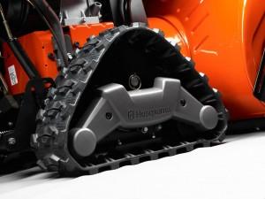 оборудование для уборки снега фирмы Husqvarna