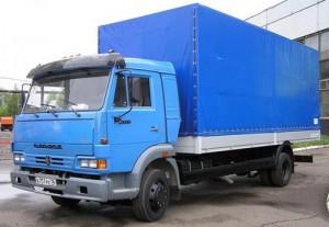 КамАЗ-4308, его характеристики