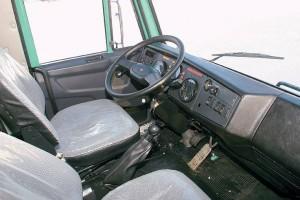 КамАЗ-4308, кабина