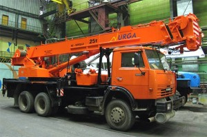 автокран КС-55722