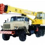 автокран грузоподъемностью 25 тонн