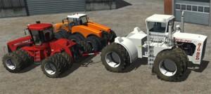 биг бад в сравнении с другими  тракторами