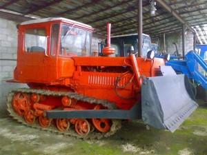 вес трактора дт 75 старого образца - фото 7