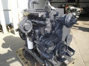 двигатель американского тягача