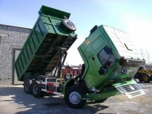 грузовой самосвал Хова