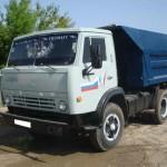 характеристики КамАЗа-55111