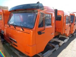 кабина КамАЗа-6520