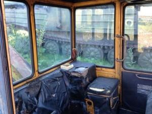 кабина бульдозера ДТ-75