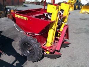 картофелесажалка для мини-трактора Л-201