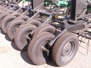 колеса посевного комплекса кузбасс
