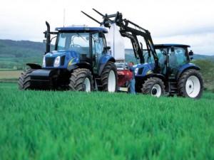 Серия тракторов Нью Холланд