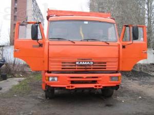 сфера применения КамАЗ 6520