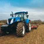 стоимость трактора Нью Холланд