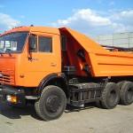 технические характеристики самосвала КамАЗ-55111