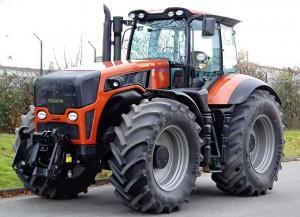 тракторная промышленность в России