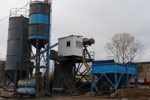 Мини-бетонный завод РБУ-2Г-15Б