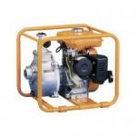 мотопомпа бензиновая для загрязненной воды