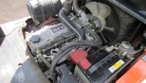 двигатель вилочного погрузчика