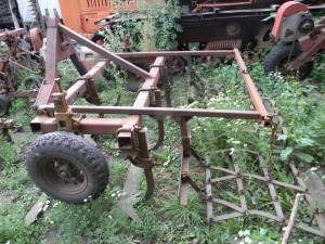 Культиватор для трактора своими руками видео
