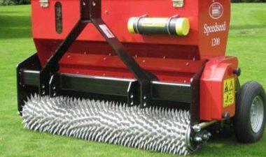 особенности применения сеялок для газона