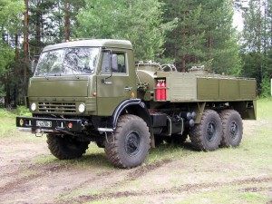 АРС-14КМ на шасси КамАЗ-43114
