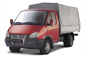 коммерческая модель авто ГАЗ-3302