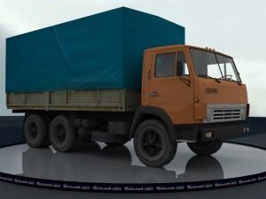 внешнее устройство КамАЗа-5320