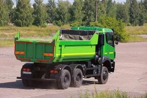 описание модели КамАЗ-5490