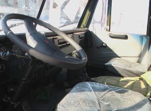 кабина КамАЗа-55102