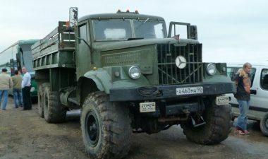 описание КрАЗа-255