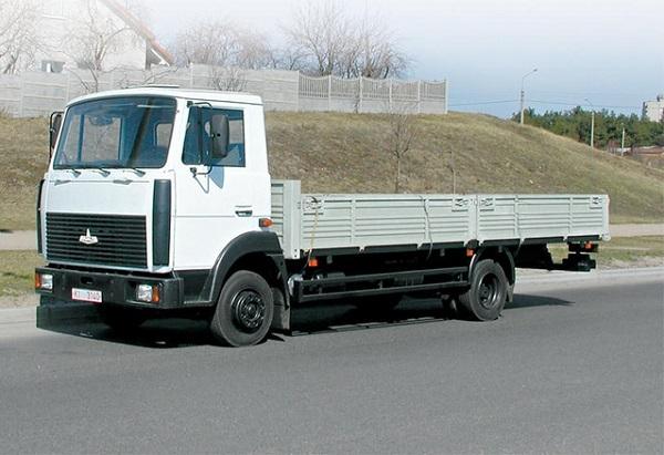 грузовой автомобиль МАЗ-4370
