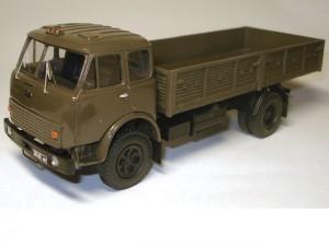 следующая модификация МАЗ-5335