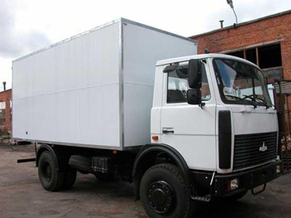 модель МАЗа 5337