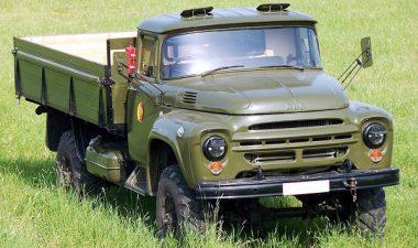 автомобиль ЗИЛ-130
