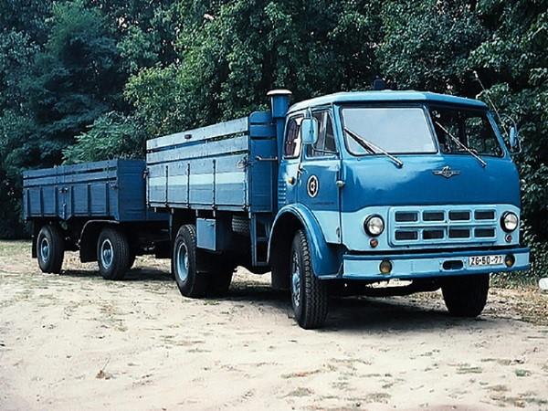 автопоезд МАЗ-500