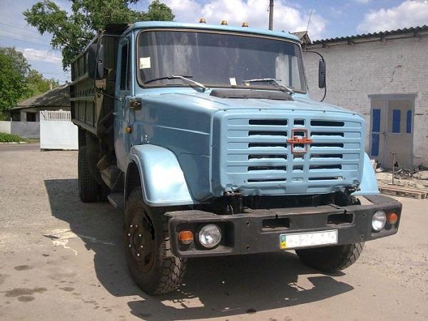 бортовая машина ЗИЛ-4331