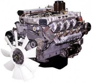 двигатель КамАЗа-5320