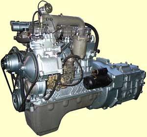 двигатель ММЗ Д-245.30 для МАЗ-4370