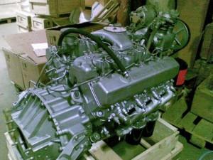 двигатель автомобиля ЗИЛ-508.10