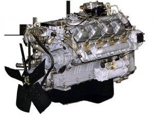 двигатель 740.11-240 для КамАЗ-43114