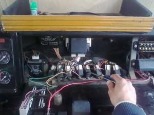 электропроводка модели КамАЗ-53215