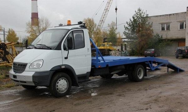 эвакуатор ГАЗ-33106