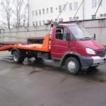 эвакуатор на базе ГАЗ-33106