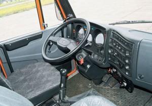 кабина самосвала КамАЗ-65115