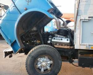 откидная кабина МАЗ-500