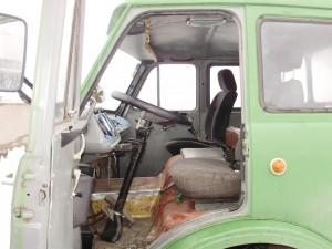 кабина автомобиля МАЗ-5337