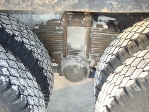 колеса автомобиля КамАЗ-53212