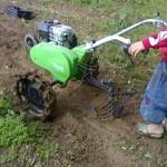культиватор Викинг для использования в садоводстве