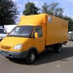 малотоннажный автомобиль ГАЗ-3302